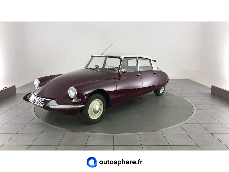 CITROEN ID 19 - Photo 1