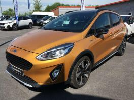 Ford Fiesta 1.0 EcoBoost 125ch S&S Pack occasion